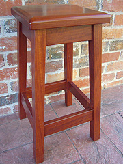 Red Gum Chair 5