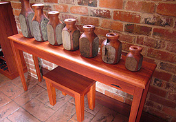 Redgum Hall Table 3